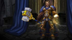 Prince of Lordaeron by hipnosworld