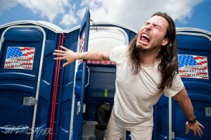 Andrew W.K. - PortaPARTY by JeremySaffer