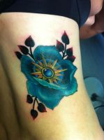 compass rose coverup by michaelbrito