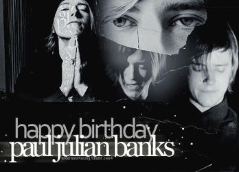 Happy B-day Paul Banks by justletusbefree