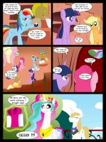 The Rightful Heir: Issue 1 - part 4 by GatesMcCloud