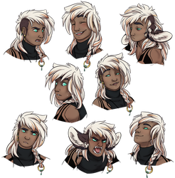 Expression dump: Muffle by kimablack