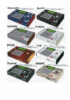 mpc PROject by miliano