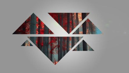 Triangules Forest by Chinelada
