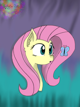 Flutter by, butterfly.. by HDgraphicsXD