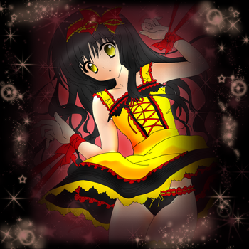 doll - with effects by Crazy-Anime-Fan
