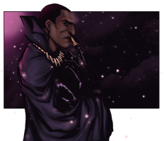 T'Challa by TinyTale