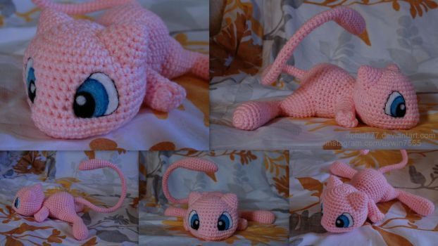 Baby Mew by aphid777