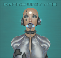 Drone Unit 1173 by TessPaige