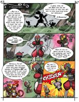 Mission 7: Of Knights and Pawns - Page 24 by CrimsonAngelofShadow