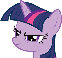 Twilight Sparkle Vector by NecronomiconOfGod