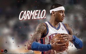 Carmelo. by drgraphic