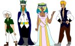 WOC: Character list 2: The Azzule caste by Illiterate-Swine