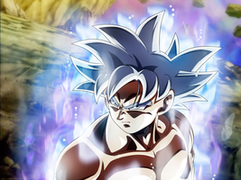In Territory of Gods!. Goku Aryan by Koku78