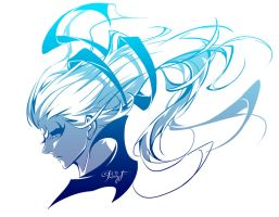 League of Legends - Diana by Paddy-F