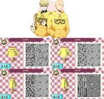 Qr OPM Yellow Oppai by Gurvana