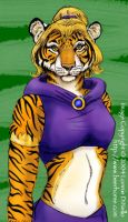 Tiger Lady by Beerhorse