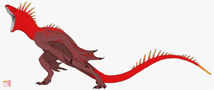 Dragon Concept 2 by King-Edmarka