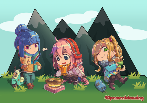 Laid Back Camping by Limited-Access