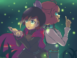 Nuts, Dolts, and Fireflies by Krustalos