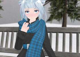 [MMD] Winter by sailor-rice
