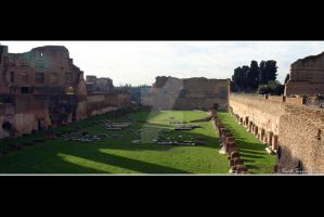 Inside the Palatine by Keith-Killer