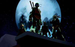 TMNT 2012: Rise of the Turtle by RamonTMNT