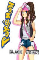 Pokemon B and W Cover by Reaper145