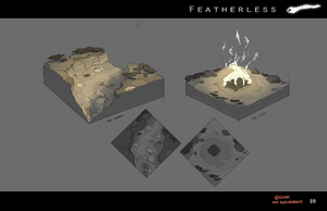 Featherless: Environment Studies by Sarspax