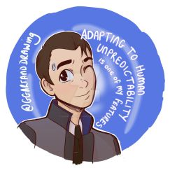 Connor Badge design by GGArtandDrawing
