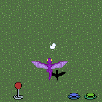Dragonwars test anim by ICLHStudios