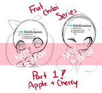 ||YCH|| Fruity Chibi Series ||Part 1|| [OPEN] by KikiKreation