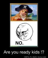 Are You Ready Kids??? by soulfox360