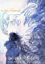 Out of My Mind - Poster by RadenWA