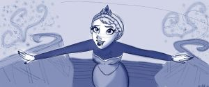 Let it go by AlcalaArt