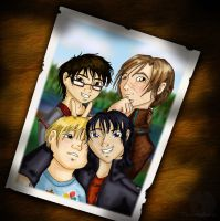 Marauders Photo by thedustyphoenix