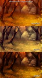 Autumn Background Stock by sambees