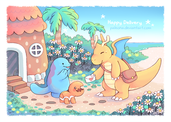 Happy Delivery by Paleona