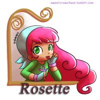 WOY - Rosette Humana by SweetCrow