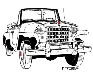 1950 Willys-Overland jeepster 673 VJ by Roberto67