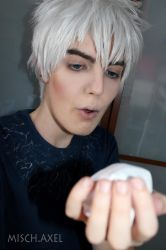 tutorial : Jack Frost - Snowball by MischAxel