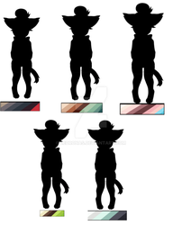 nyp Pallete adopts -open- by Ledronas