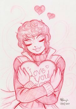 Love You... by RedShoulder