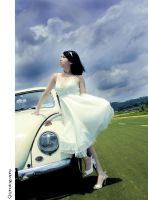 jean and vw by qqphotography