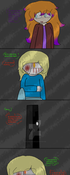 The Beginning Page 16 by EvoliGirl11Drawing