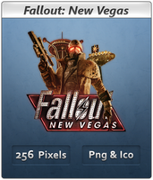 Fallout New Vegas - Icon 2 by Crussong
