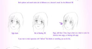 Expression Tutorial by moonrabbit78
