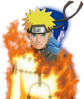 UNS GEN: Naruto and Sasuke Render by xUzumaki