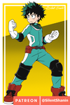 [Weekly] Deku by Silent-Shanin