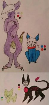 Adoptables 5# {CLOSED} by Sushirolsss